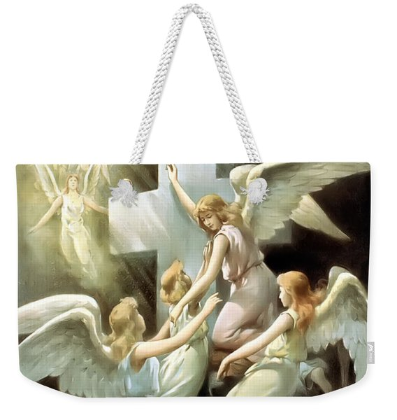 Rock Of Ages Weekender Tote Bag