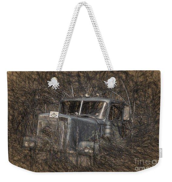 Rock On Road Warrior Weekender Tote Bag