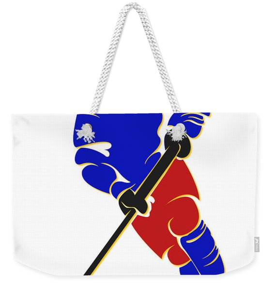 Rockies Shadow Player Weekender Tote Bag