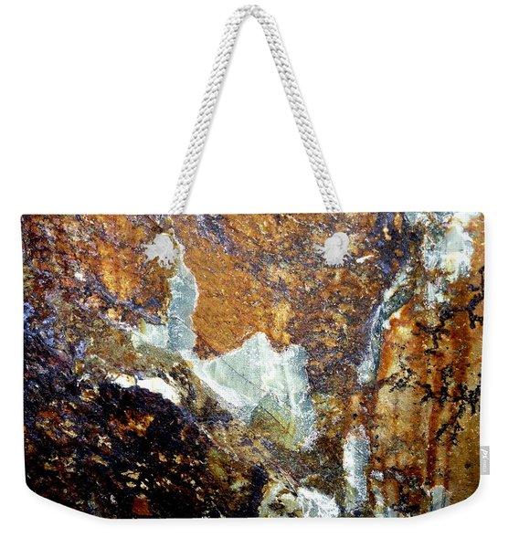 Rockscape 10 Weekender Tote Bag