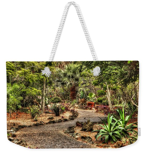 Rocky Road Weekender Tote Bag
