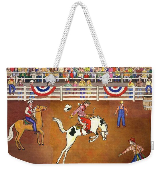 Rodeo One Original Weekender Tote Bag
