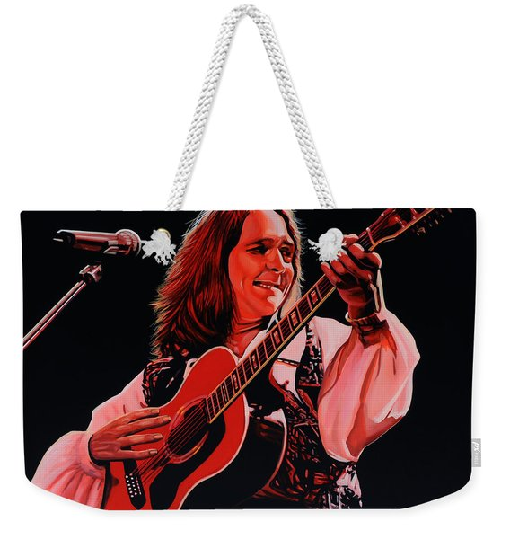 Roger Hodgson Of Supertramp Weekender Tote Bag