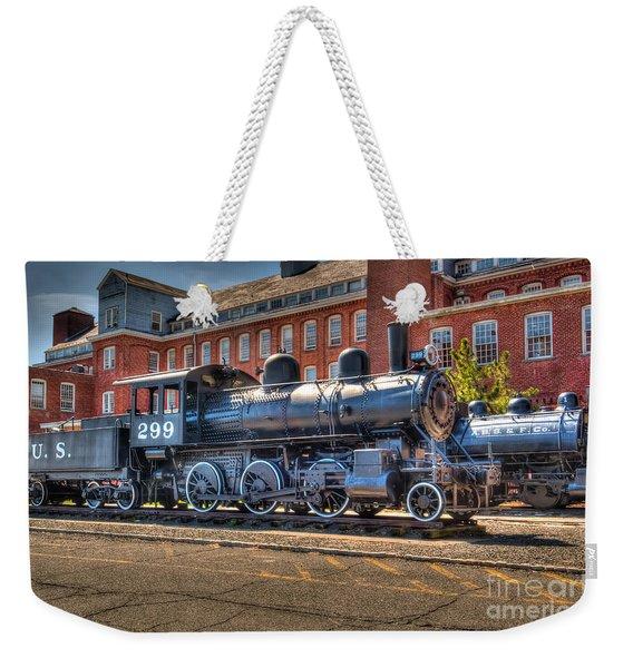 Rogers #299 Weekender Tote Bag