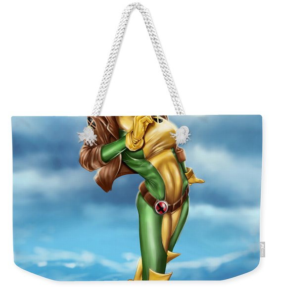 Rogue Weekender Tote Bag