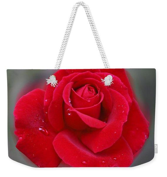 Rolands Rose Weekender Tote Bag
