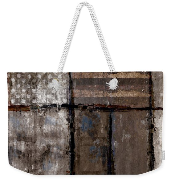 Roll Away The Stone Weekender Tote Bag