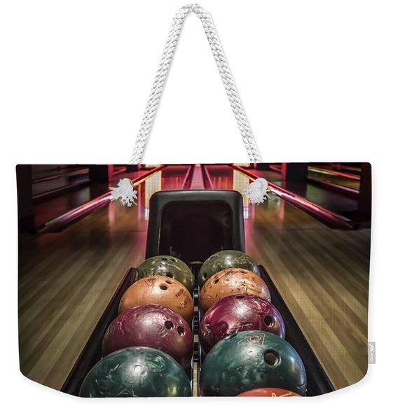 Rolling Joy Weekender Tote Bag