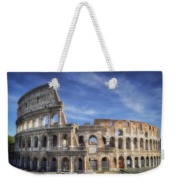 Roman Icon Weekender Tote Bag