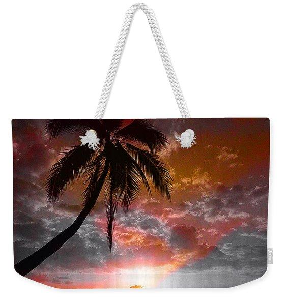 Romance II Weekender Tote Bag