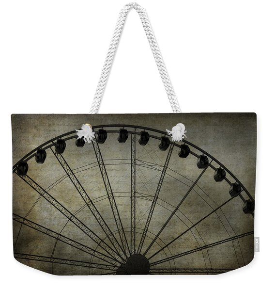 Romance In The Air Weekender Tote Bag