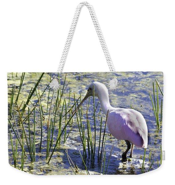 Roseate Spoonbill IIi Weekender Tote Bag