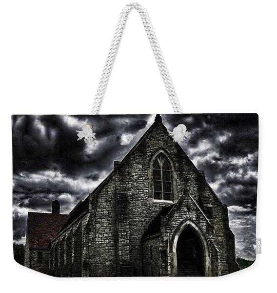 Roseville Ohio Church Weekender Tote Bag