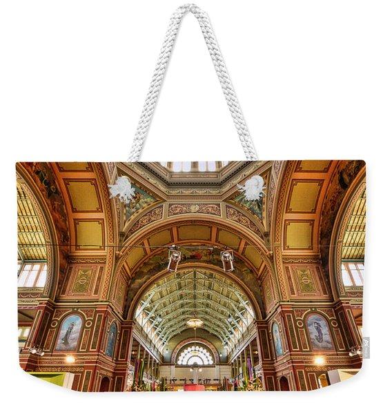 Royal Exhibition Building II Weekender Tote Bag