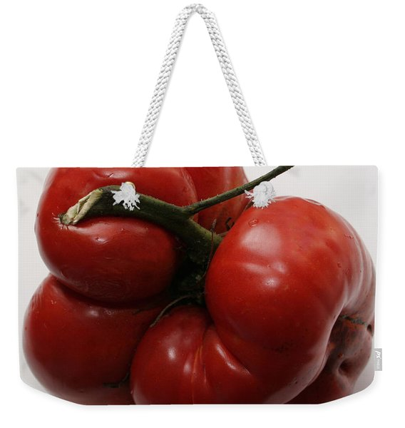 Roys Tomato Weekender Tote Bag
