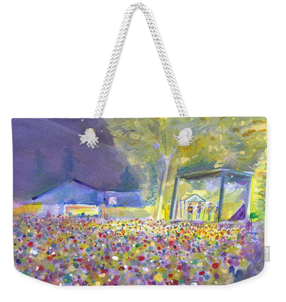 Head For The Hills At The Mish 2011 Weekender Tote Bag