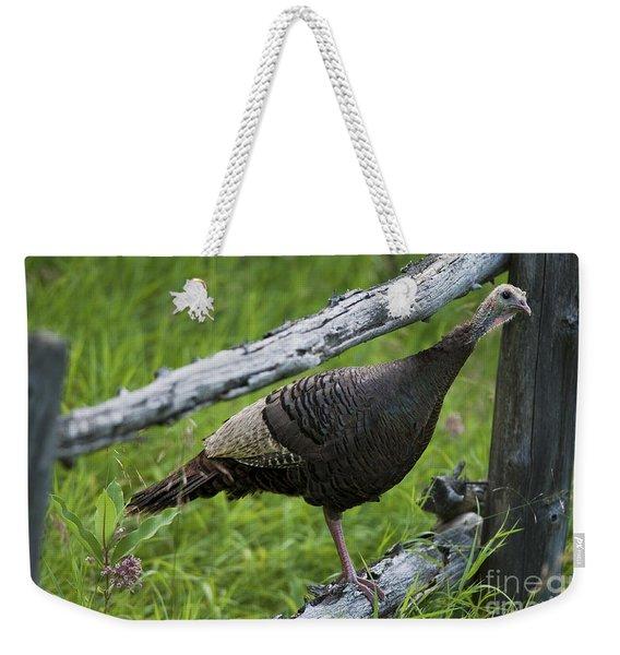 Rural Adventure Weekender Tote Bag