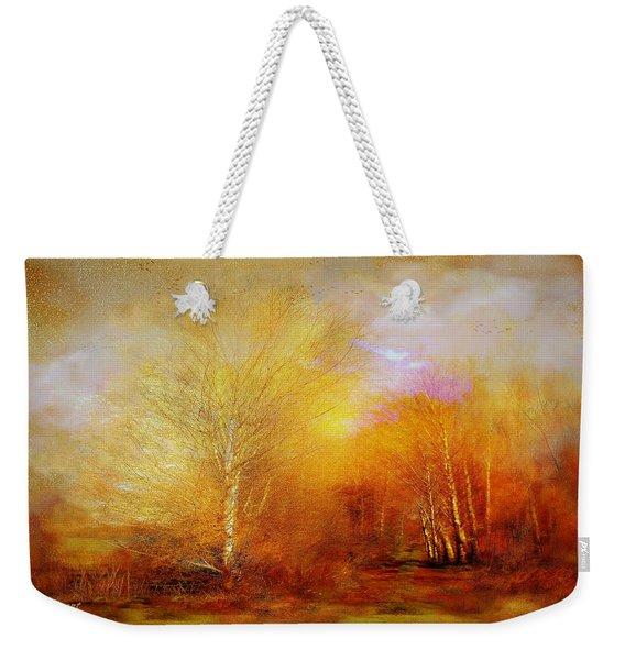 Russet Lane Weekender Tote Bag