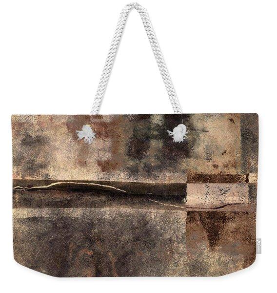 Rust And Walls No. 2 Weekender Tote Bag