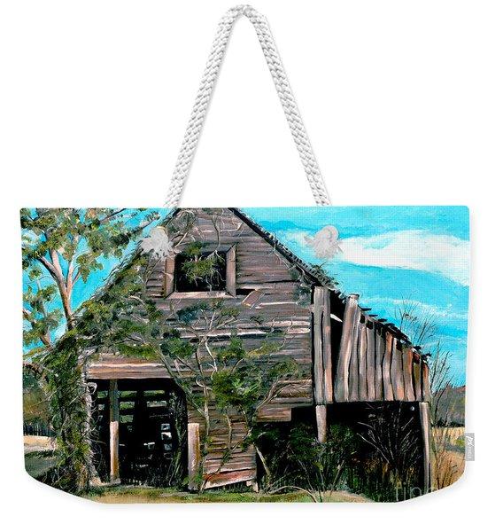 Rustic Barn - Mooresburg - Tennessee Weekender Tote Bag