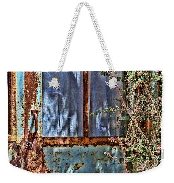 Rusty Charm By Diana Sainz Weekender Tote Bag