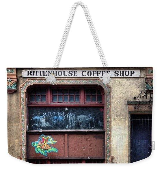 Rusty Rittenhouse Weekender Tote Bag