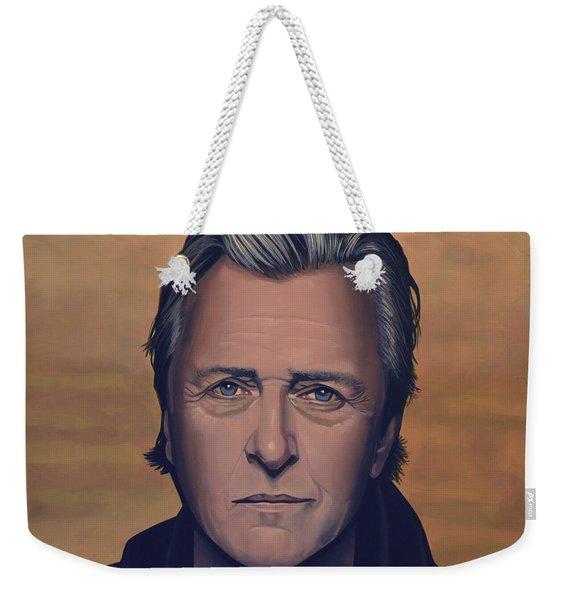 Rutger Hauer Weekender Tote Bag