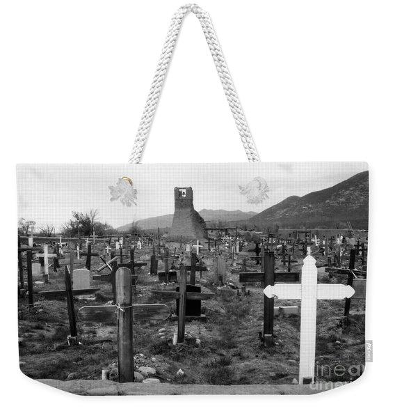Sacred Places Weekender Tote Bag