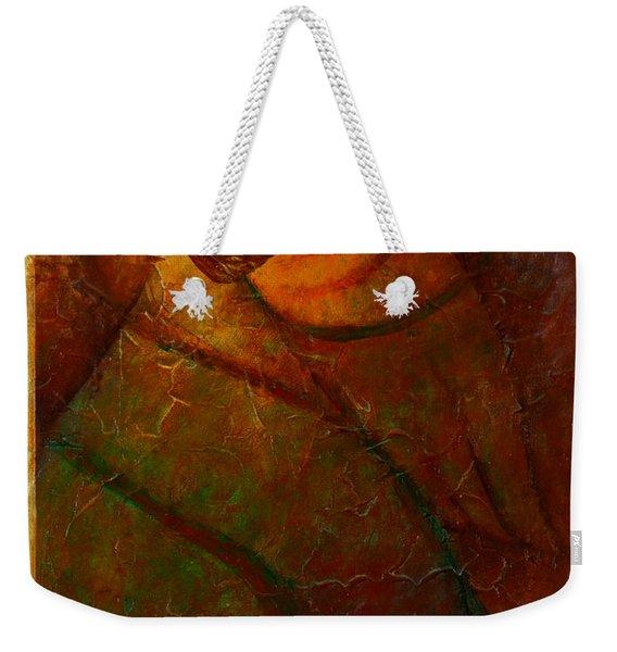 Sacred Space Weekender Tote Bag