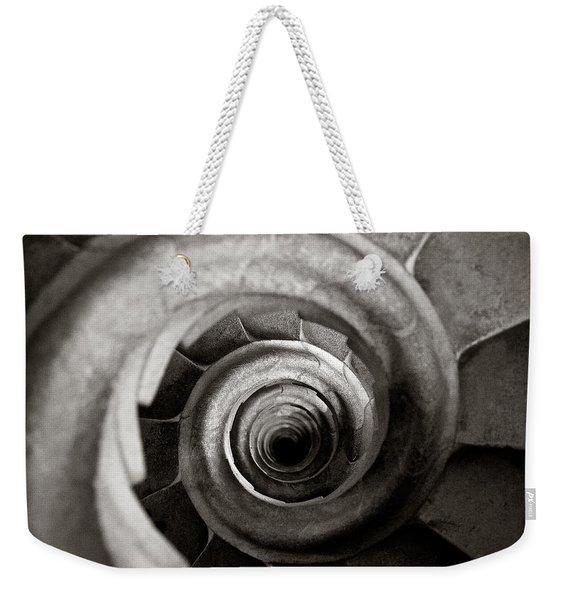 Sagrada Familia Steps Weekender Tote Bag