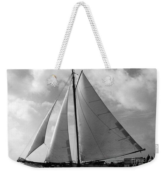 Sail By Weekender Tote Bag