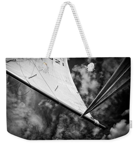 Sail Weekender Tote Bag