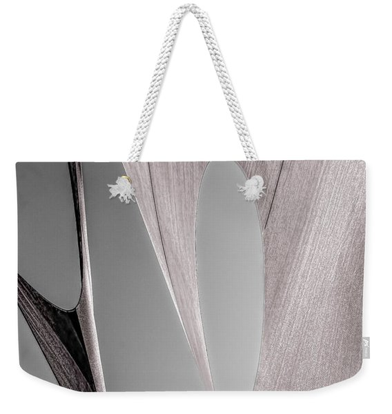 Sailcloth Abstract Number 2 Weekender Tote Bag