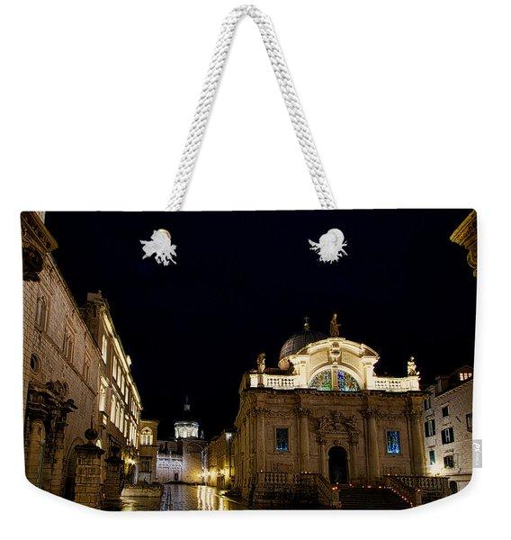 Saint Blaise Church - Dubrovnik Weekender Tote Bag