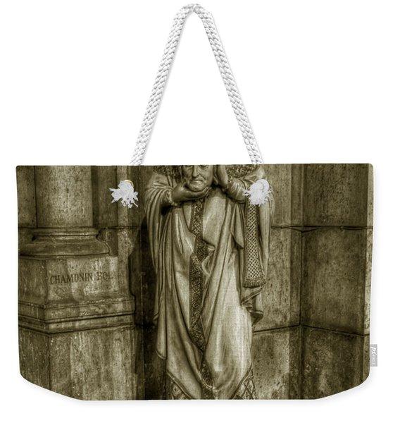 Saint Denis Weekender Tote Bag