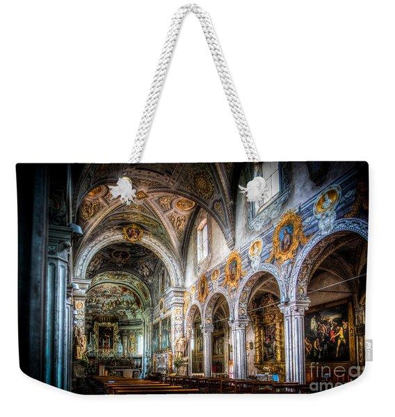 Saint George Basilica Weekender Tote Bag