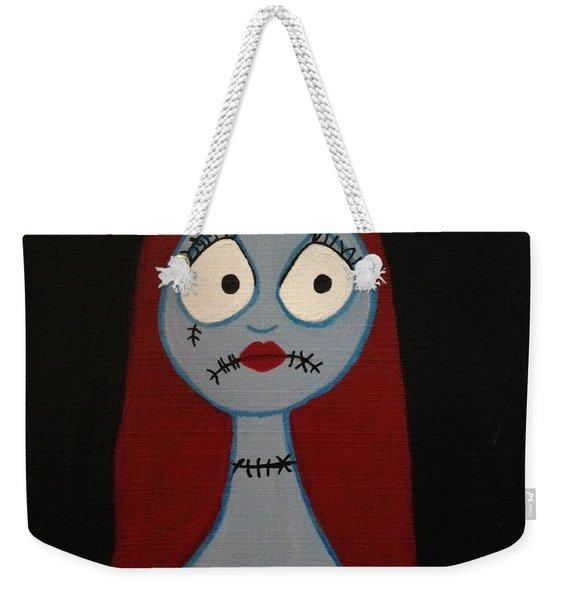 Sally Waits For Jack Weekender Tote Bag