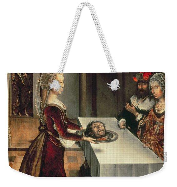 Salome Weekender Tote Bag