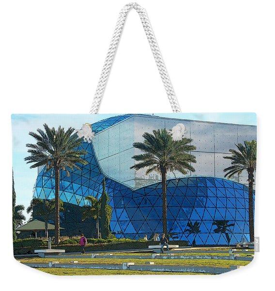 The Salvador Dali Museum Weekender Tote Bag