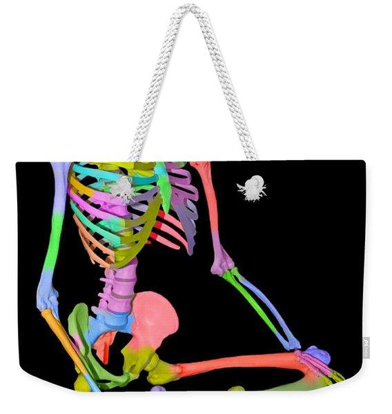 Sam Shows His Colors II Weekender Tote Bag