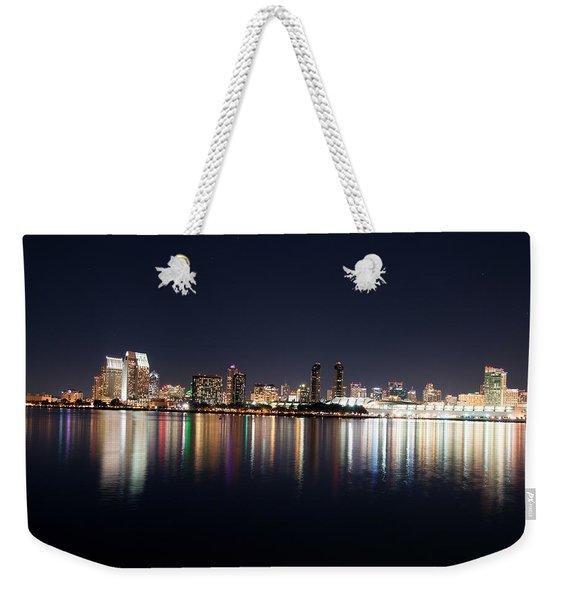 San Diego Ca Weekender Tote Bag