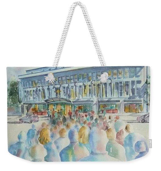 San Diego Ideal Org Weekender Tote Bag