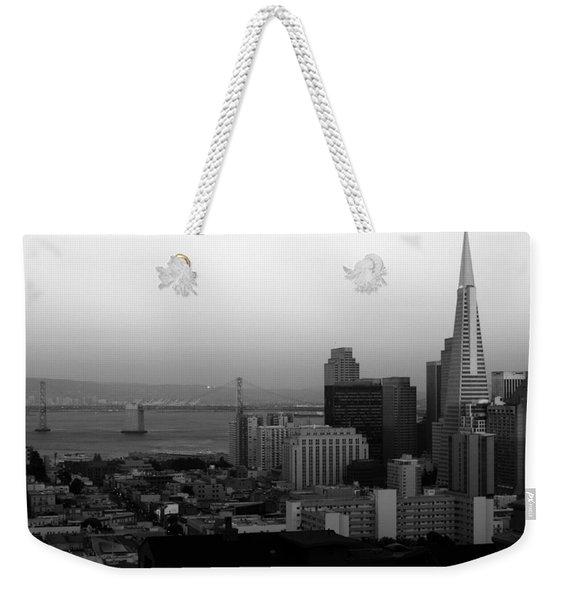 San Francisco Weekender Tote Bag