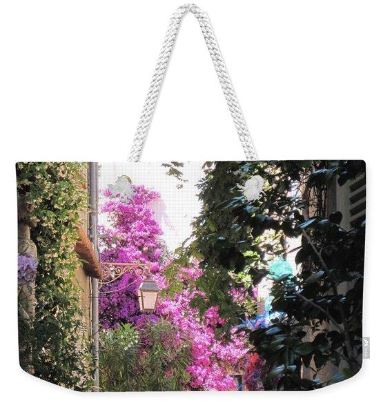 St Tropez Weekender Tote Bag