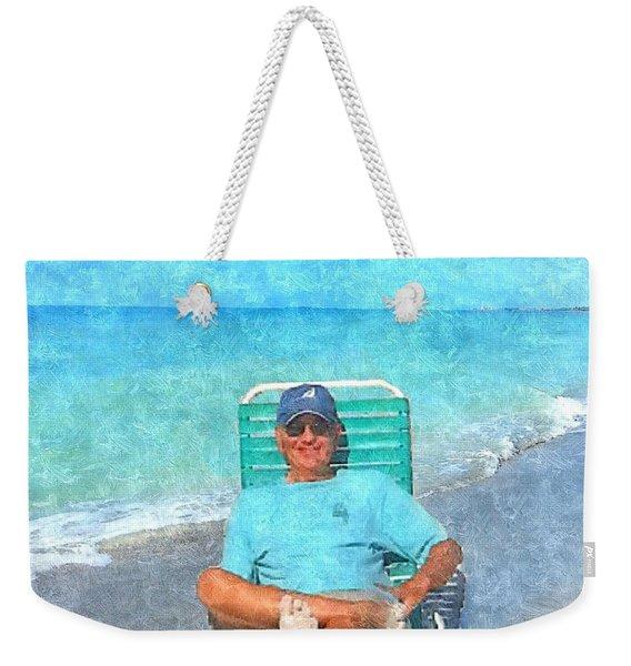 Sand Between Your Toes Weekender Tote Bag