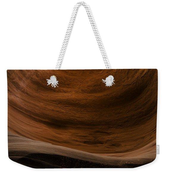 Sandstone Flow Weekender Tote Bag