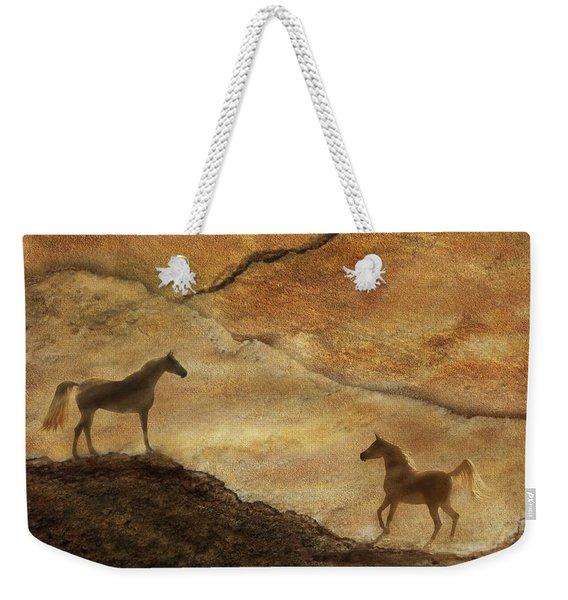 Sandstorm Weekender Tote Bag