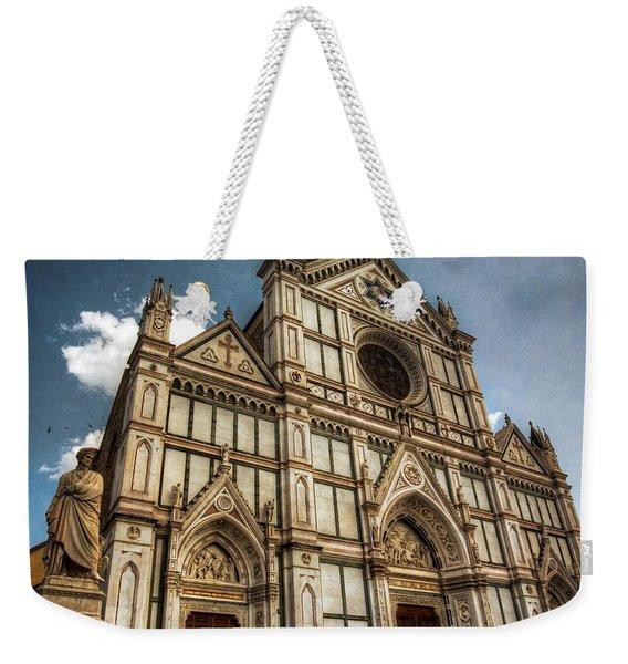 Santa Croce Weekender Tote Bag
