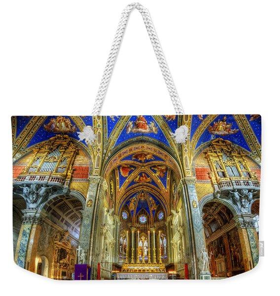 Santa Maria Sopra Minerva 2.0 Weekender Tote Bag