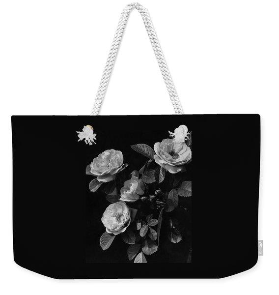 Sarah Van Fleet Variety Of Roses Weekender Tote Bag